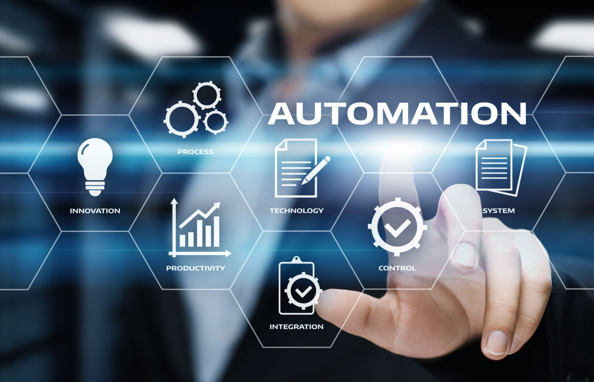 All in one automated marketing platform